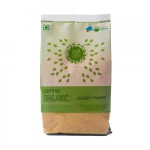 Dear Earth Organic Jaggery Powder - 500 GMS