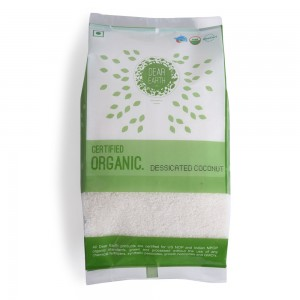 Dear Earth Organic Dessicated Coconut - 250 GMS