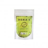 Deha's Organic Green Tea - 50 GMS