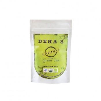 Organic Green Tea - 50 GMS
