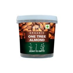 Down to Earth Organic Almond