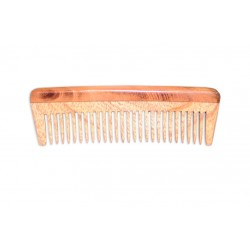 Baby Comb Made of Neem Wood