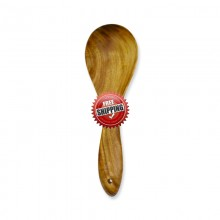 Premium & Natural Wood-made Curry Server – 1 PC