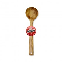 Premium & Natural Wood-made Curry Serving Ladle - 1 PC