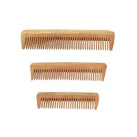 Natural Neem Wood Comb Combo for New Born