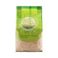 Ecofresh Organic Food Sona Masuri Brown Rice - 1 KG