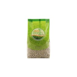 Ecofresh Organic Food Green Peas - 500 GMS