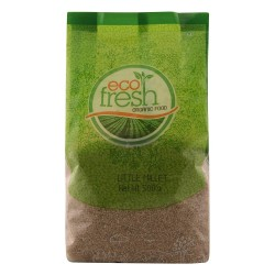 Ecofresh Organic Food Little Millet - 500 GMS