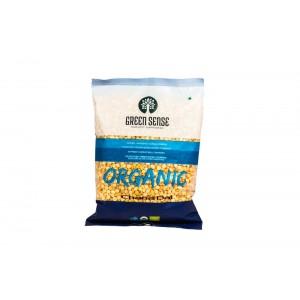 Green Sense Organic Bangal Gram/Chana Dal - 500 GMS