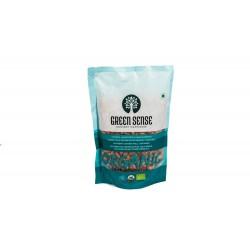 Green Sense Organic Speckled Kidney Beans/Chitra Rajma - 500 GMS