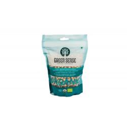 Green Sense Organic Dollar Chick Peas/Kabuli Chana - 500 GMS