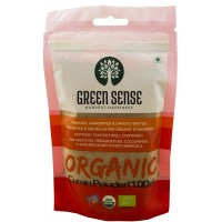 Green Sense Organic Cumin Powder/Jeera - 100 GMS