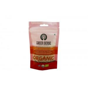 Green Sense Organic White Sesame Seeds/Safed Til - 100 GMS