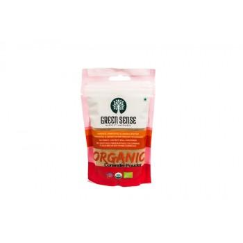 Green Sense Organic Coriander Powder/Dhaniya - 100 GMS