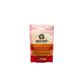 Green Sense Organic Turmeric Powder/Haldi - 100 GMS