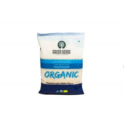 Green Sense Organic Basmati White Rice - 500 GMS
