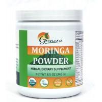Grenera Organic Moringa Leaf powder - 240 GMS
