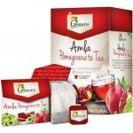 Amla Pomegranate Tea - 20 Bags