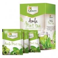 Grenera Organic Amla Mint Tea - 20 Tea Bags