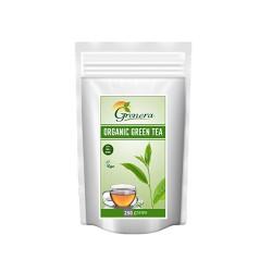 Grenera Organic Green Tea - 250 GMS