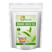 Grenera Organic Green Tea - 500 GMS