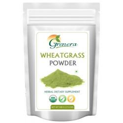 Grenera Organic Wheatgrass Powder - 500 GMS