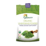 Organic  Wheatgrass  Powder - 100  GMS