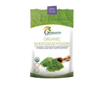 Grenera Organic Wheatgrass Powder - 100 GMS