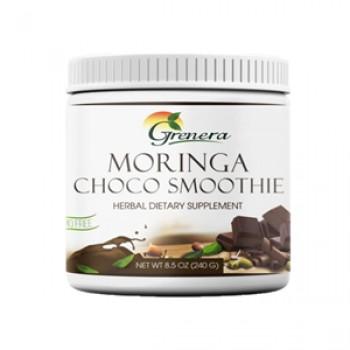 Grenera Organic Moringa Choco Smoothie - 240 GMS
