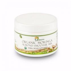 Grenera Organic Moringa Almond Smoothie - 100 GMS
