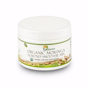 Grenera Organic Moringa Almond Smoothie -100 GMS