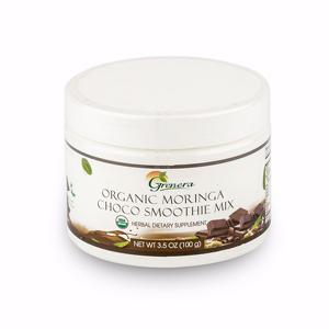 Grenera Organic Moringa Choco Smothie - 100  GMS