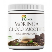 Grenera Organic Moringa Choco Smoothie - 100 GMS