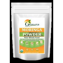 Grenera Organic Moringa Leaf powder - 1 KG