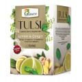 Grenera Organic Tulsi Lemon Ginger Infusion Tea - 20 Tea Bags