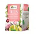 Grenera Organic Tulsi Rose Vanilla Infusion Tea - 20 Tea Bags