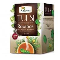 Grenera Organic Tulsi Rooibos Infusion Tea - 20 Tea Bags