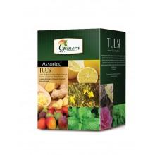 Grenera Organic Tulsi Assorted Infusion Tea - 20 Tea Bags
