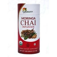 Grenera Organic Moringa Chai Infusion - 100 GMS