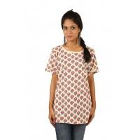 Indricka Vamika Basic Tshirt-RFD