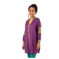 Indricka Anika Purple Tunic