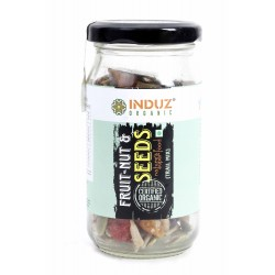 Induz Organic Fruit Nut Seed Mix - 100 GMS