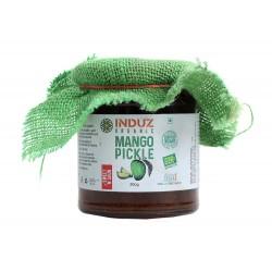 Induz Organic Mango Sweet n Sour Pickle - 200 GMS