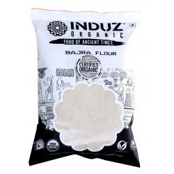 Induz Organic Bajra Flour - 500 GMS
