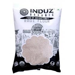 Induz Organic Ragi Flour - 500 GMS