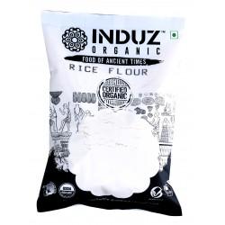 Induz Organic Rice Flour - 500 GMS
