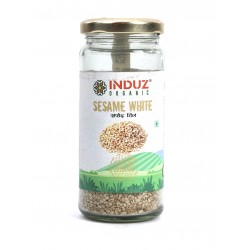 Induz Organic Sesame White - 100 GMS