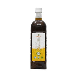 Induz Organic Bounty Black Mustard Oil (Cold Pressed) - 1 L