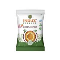 Induz Organic Jaggery Powder - 500 GMS