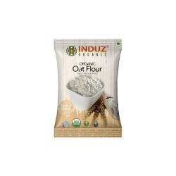 Induz Organic Oat Flour - 200 GMS